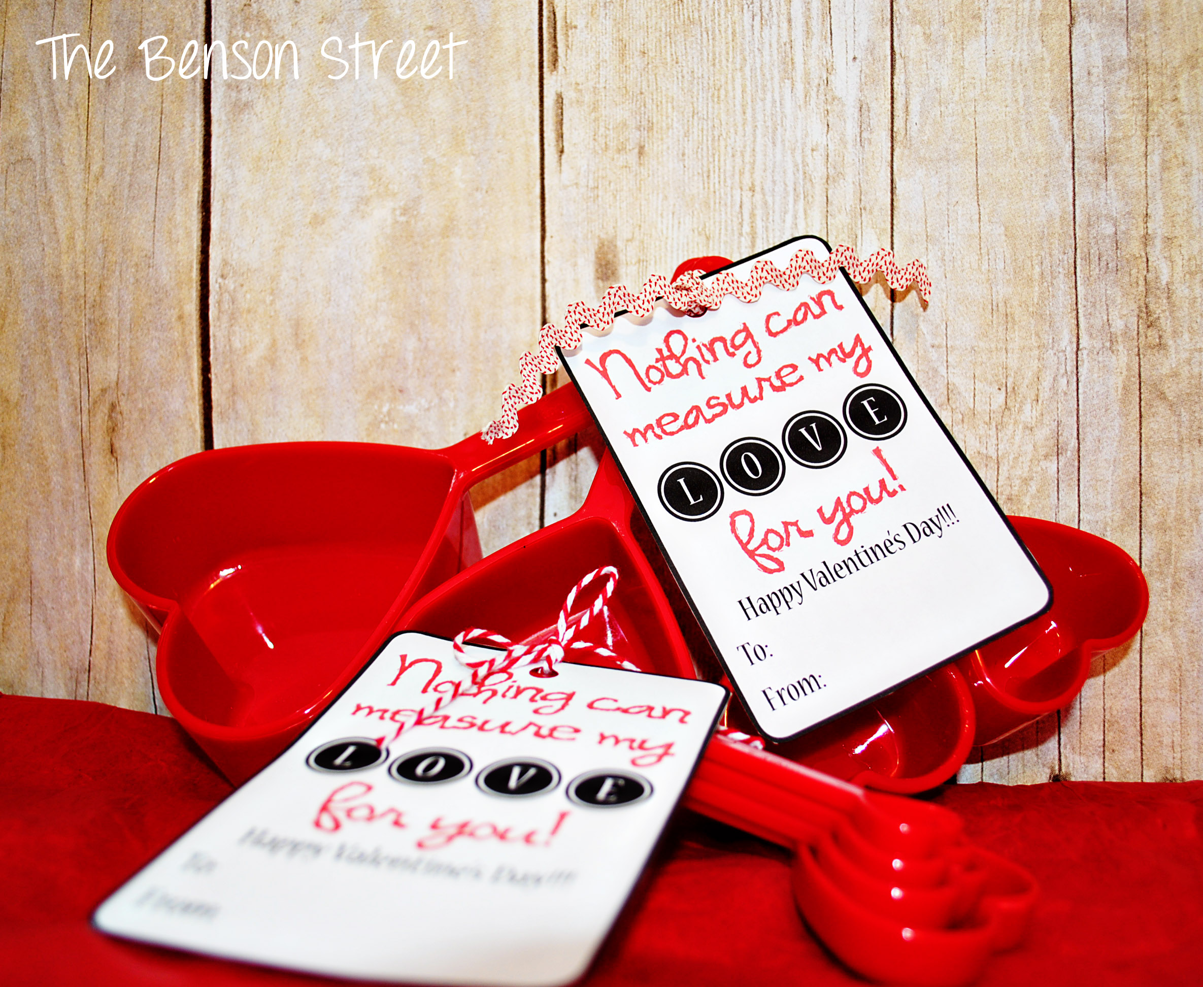 Measuring Cups Valentine At The Benson Street2 ...