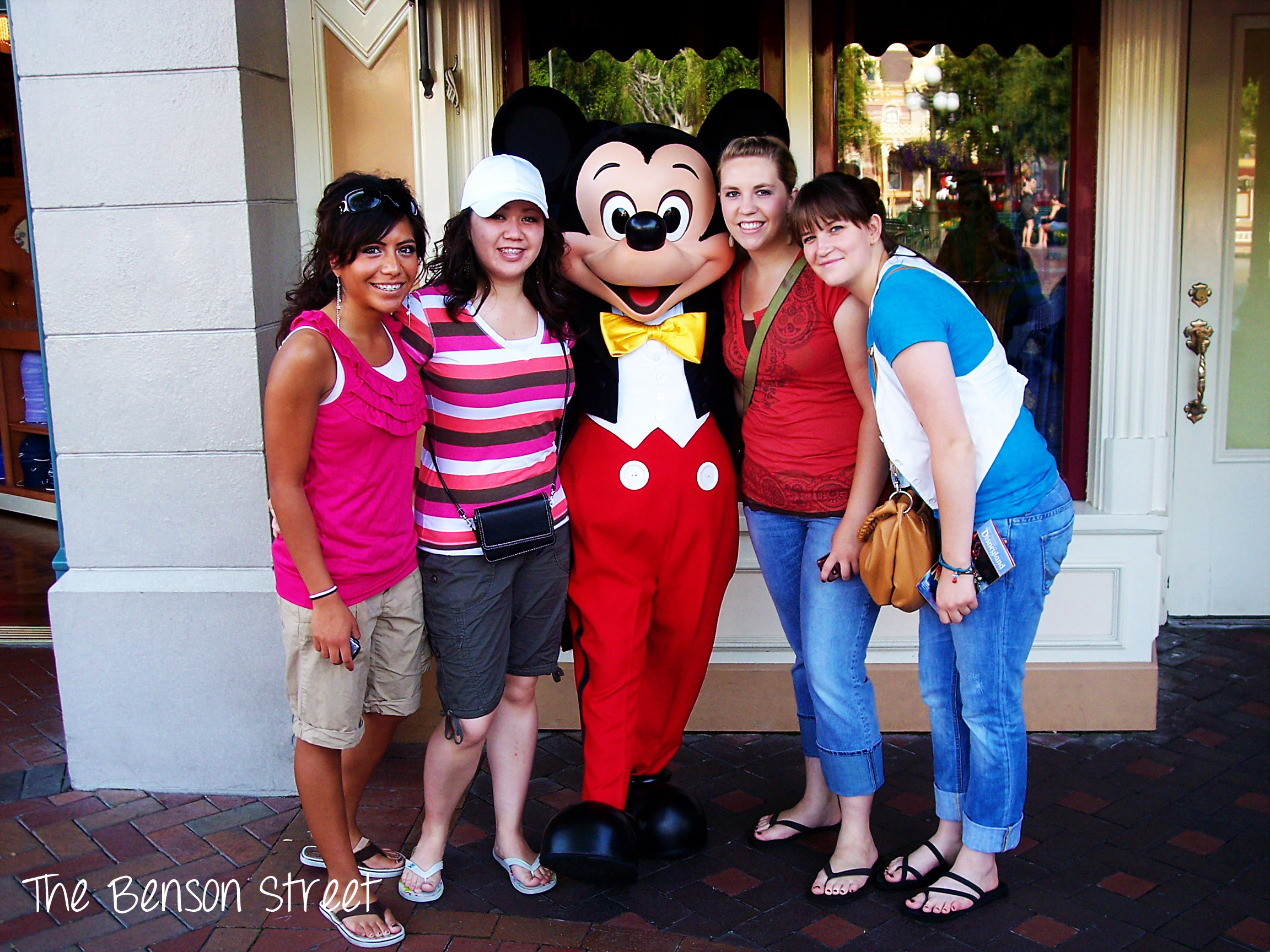 Mickey Mouse Madness Girls Trip