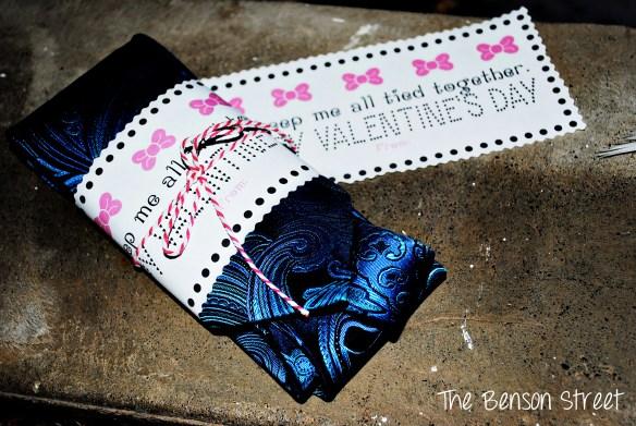 Tie Valentine at The Benson Street2