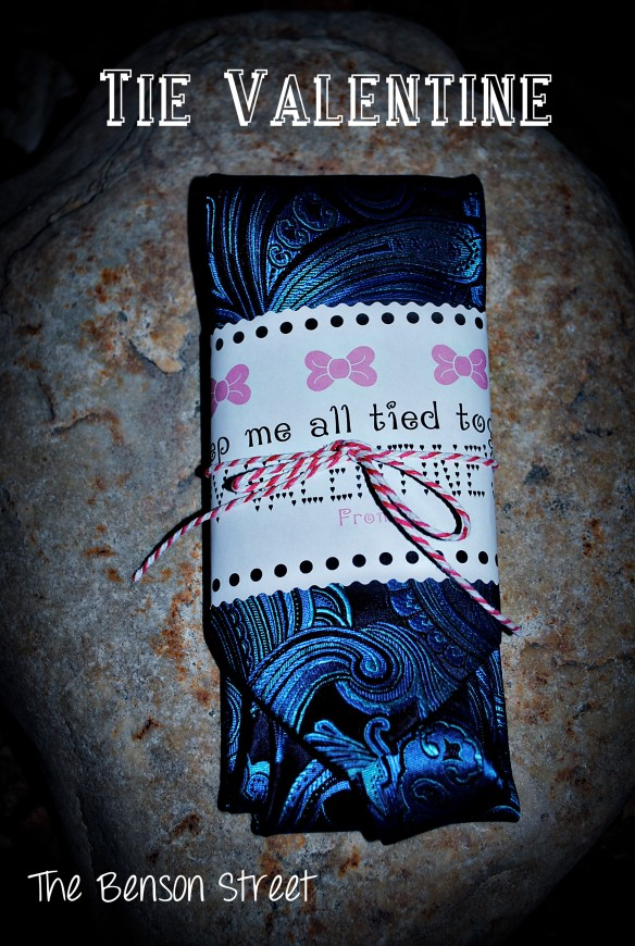 Tie Valentine at The Benson Street4