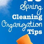 15 Spring Cleaning Organization Tips