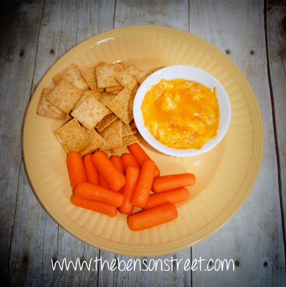 Wing Dip at www.thebensonstreet.com