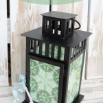 Upcycled Lantern Tutorial