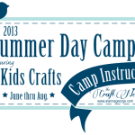 Summer Day Camp Limemade Designs