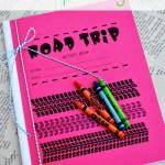 Printable Road Trip Book
