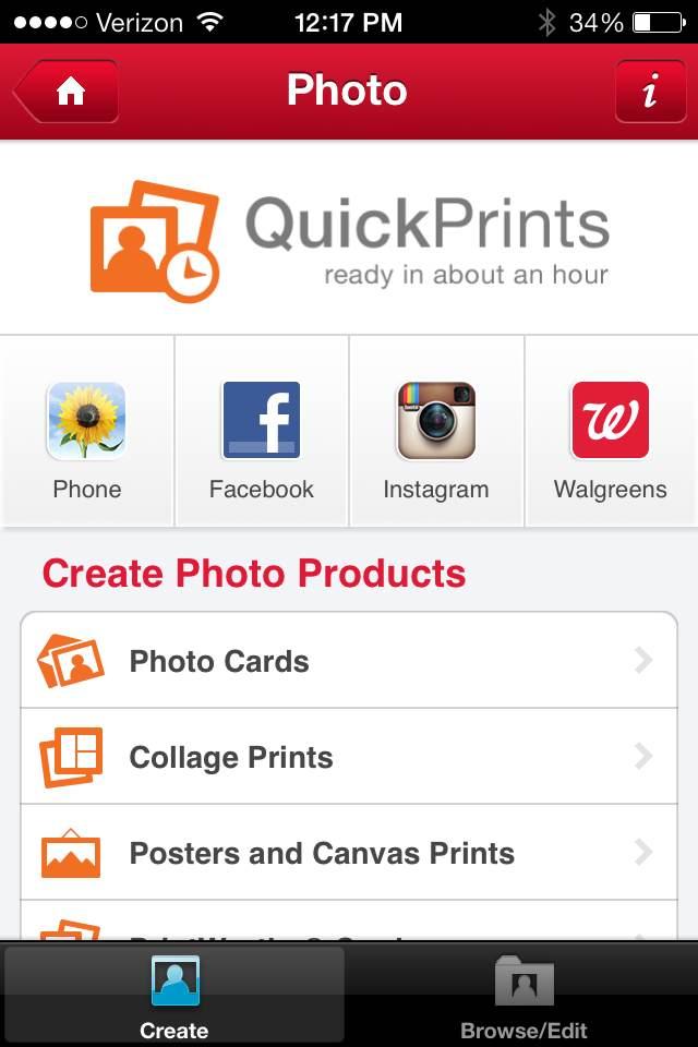 Walgreens Mobile App at thebensonstreet.com #walgreensapp #shop #cbias
