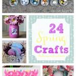 24 Spring Crafts