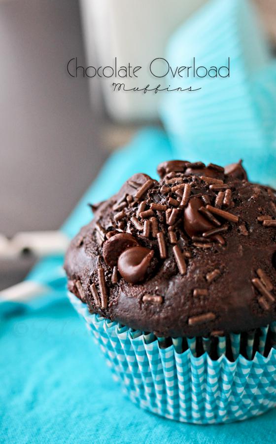 Chocolate-Overload-Muffins