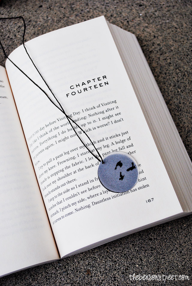 Divergent Inspired Necklace at thebensonstreet.com