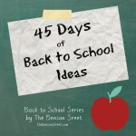 Back to School Treasure Map: Back to School Series