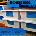 Homeschool Organization: Back to School Series