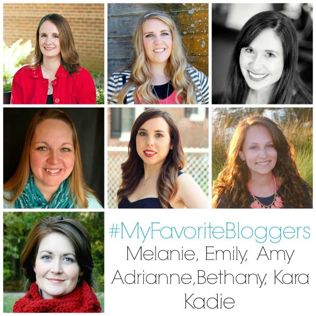 #MyFavoriteBloggers Headshots
