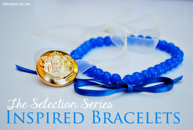 The Selection Series Inspired Bracelets at thebensonstreet.com