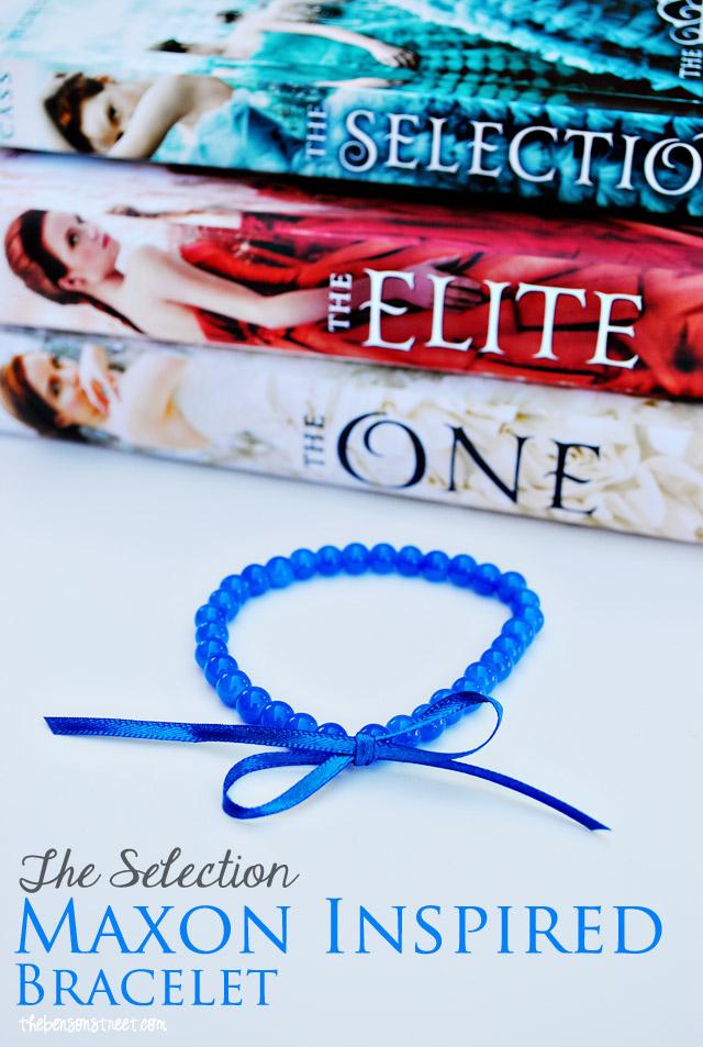 The Selection Series Maxon Inspired Bracelet at thebensonstreet.com