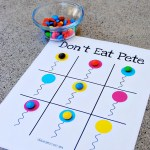 Birthday Don't Eat Pete Printable