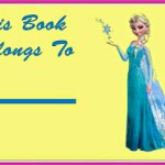 Book Plates: Back to School Series