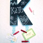 Locker Chalkboard: Back to School Series