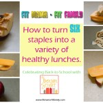 Lunch Ideas: Back to School Series