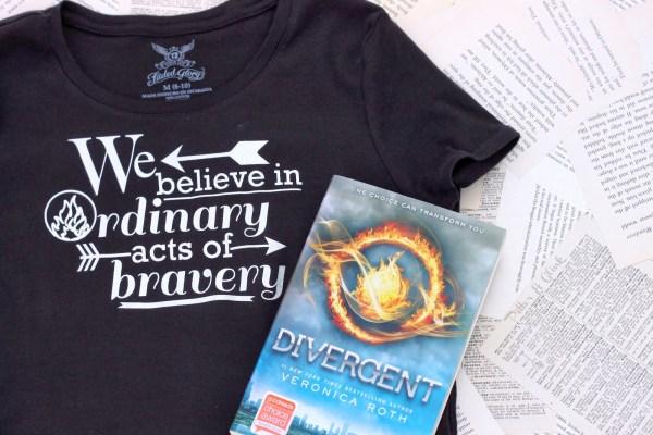 Divergent Quote Shirt