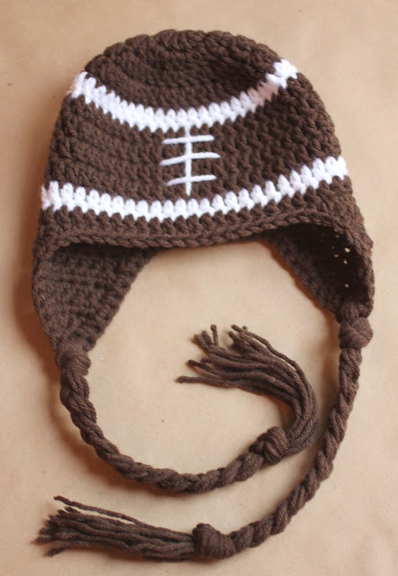 Football Infant Hat