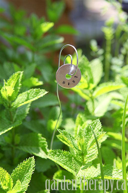 Metal-Stamped-Plant-tag-DIY-Mint-via-Garden-Therapy