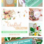 The Crafted Collective: Teacher Appreciation Gifts