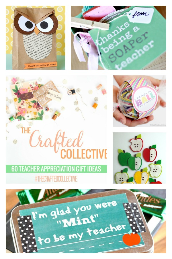 60 Teacher Appreciation Gift Ideas at thebensonstreet.com
