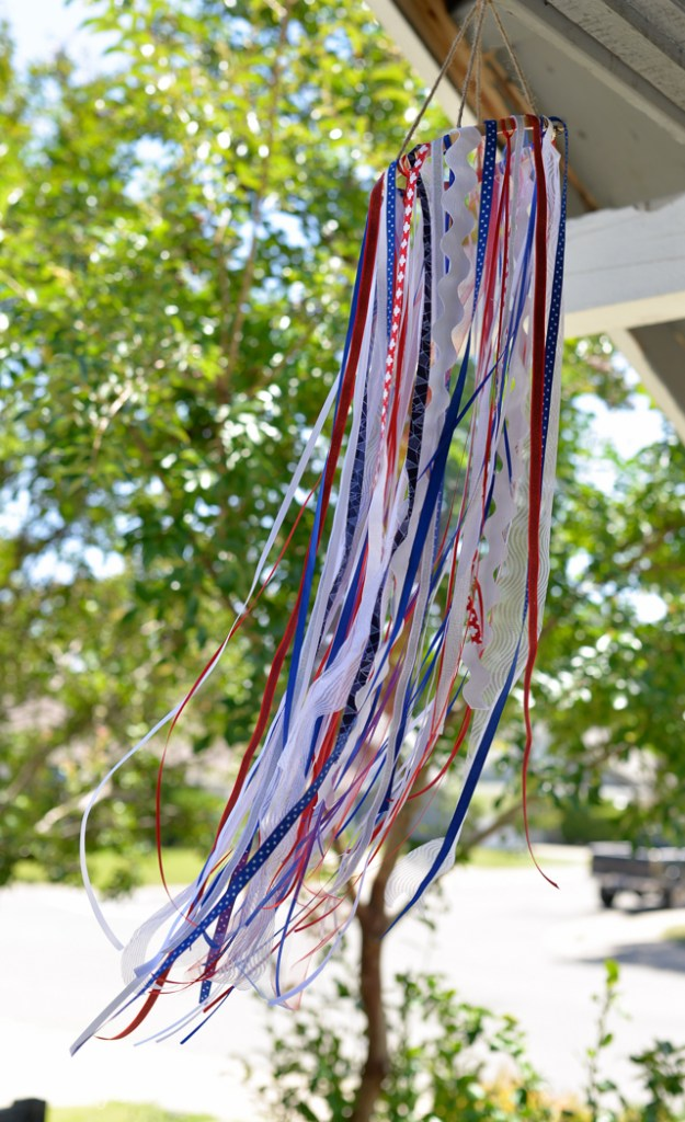 Patriotic Wind Sock