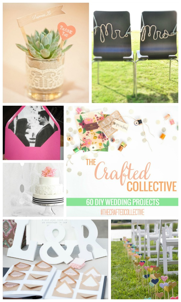 60 DIY Wedding Projects at thebensonstreet.com