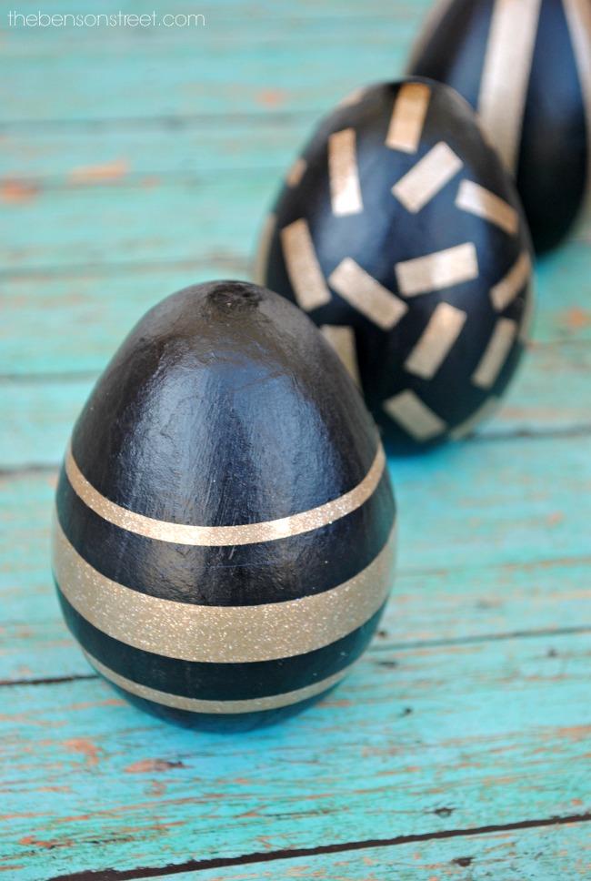 Adorable Easter Egg Idea by thebensonstreet.com