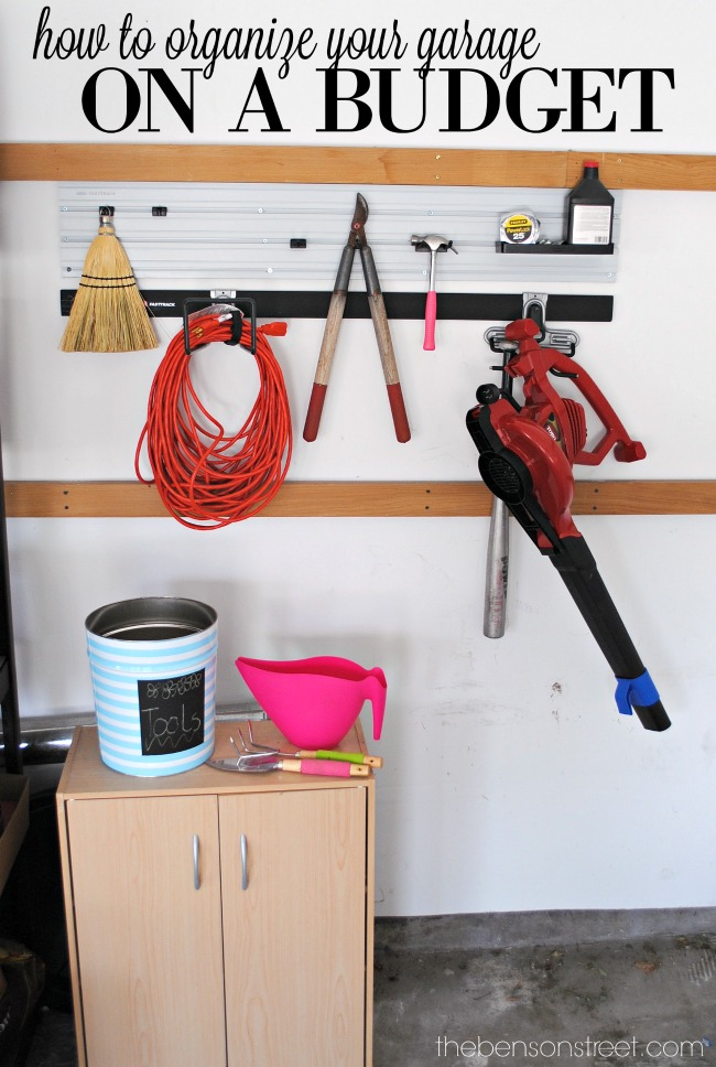 organizing com garage hacks hooks revueduspectacle storage bunnings