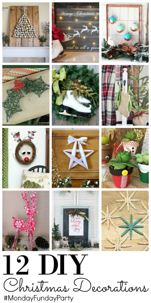 12-diy-christmas-decorations-featured-on-the-monday-funday-link-party