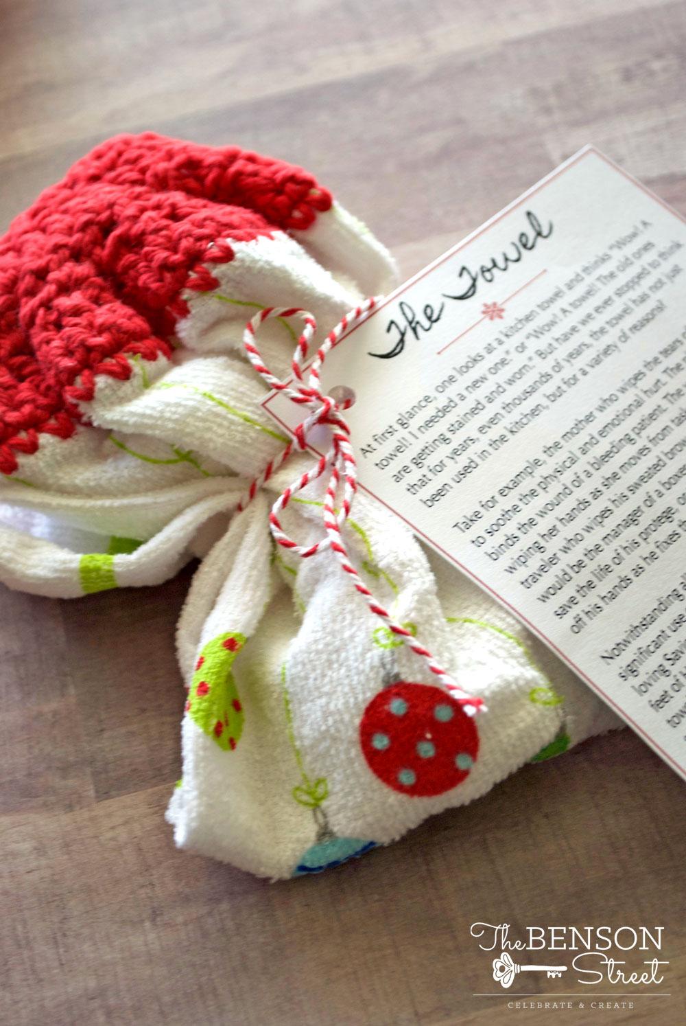 Printable 2020 Christmas Gift Manager Christmas Towel Story   The Benson Street