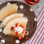 Basic Crepes Recipe
