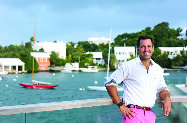 Bermudians of the Year: Kevin Dallas