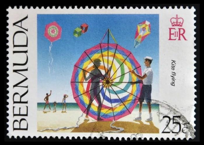 The Bermuda Kite