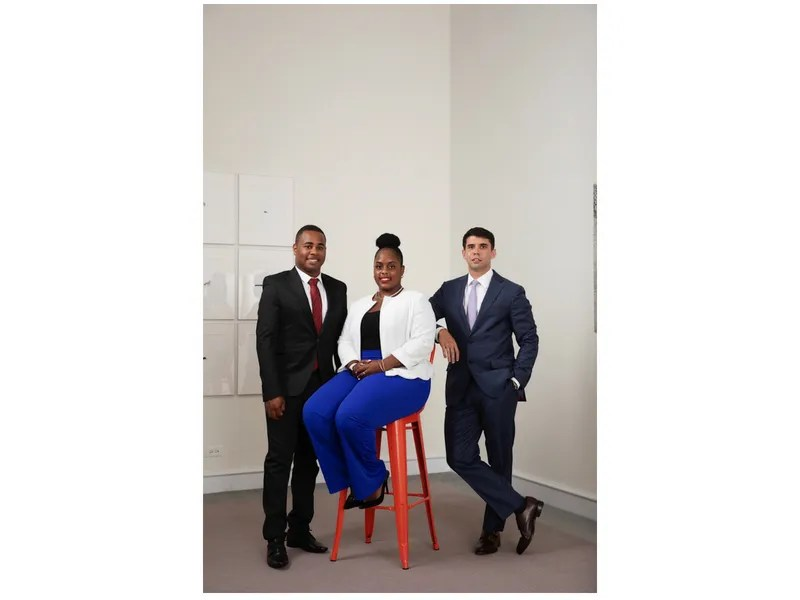 Rising Stars: Rogernae Lightbourne, Michael Mello & Jallande Greaves