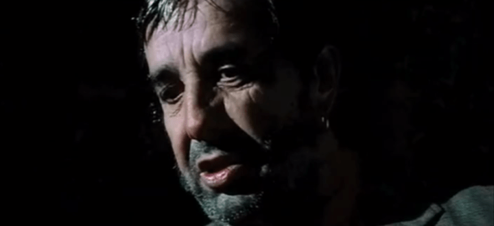 The much-missed Brian Hibbard in 'Roadkill'