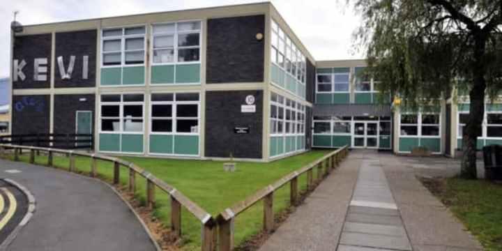 King Edward VI High School in Morpeth