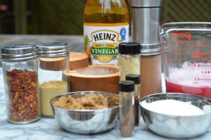 muscadine ketchup ingredients