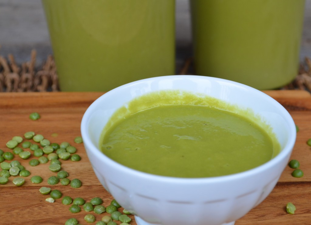 Split Pea Soup For a Crowd