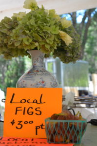 Local Figs at Rosebank Farms