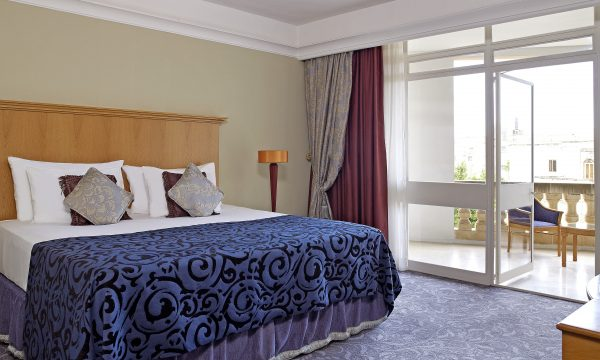 Executive Double Bedroom 2