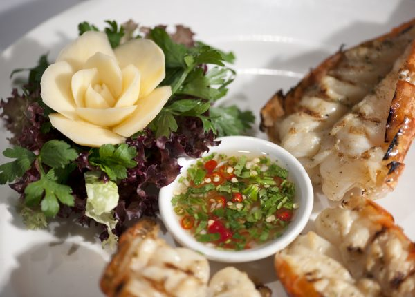 Nipa Thai food