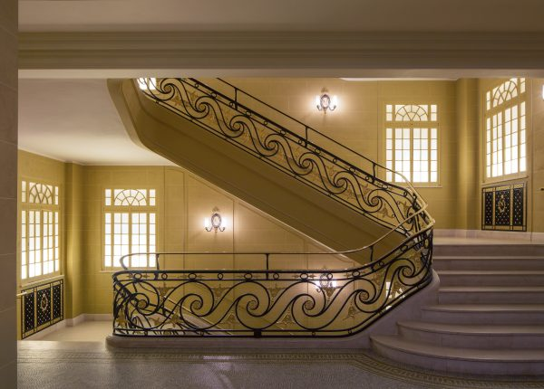 Hotel Cafe Royal - Staircase 15