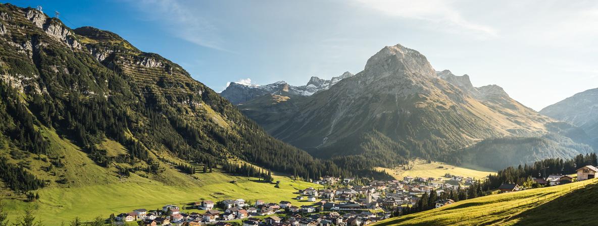 Summery Soul Searching in Lech