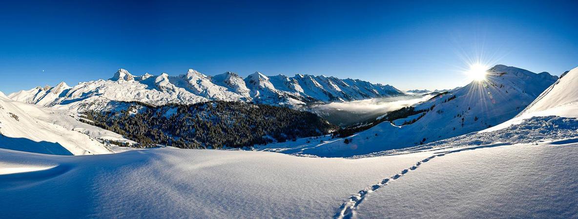Ski resort of Lake Annecy: La Clusaz