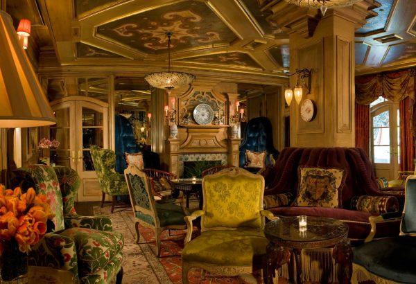 Little Inn Interior