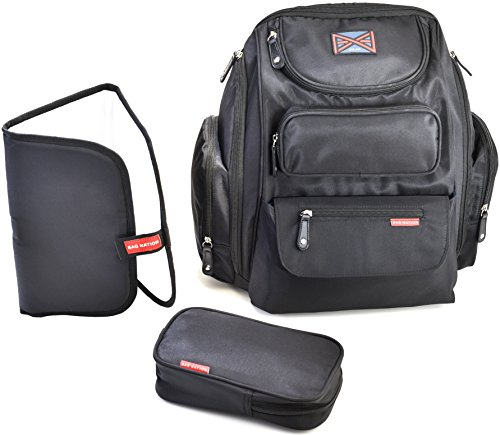 Top 5 Best Backpack Diaper Bags for Dad | Bag Nation Unisex Diaper Bag Backpack