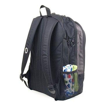 best diaper bag for travel - Dadgear backpack diaper bag